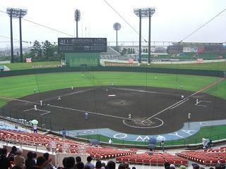 ㈫県営大宮公園野球場