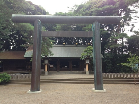 ㈷護国神社